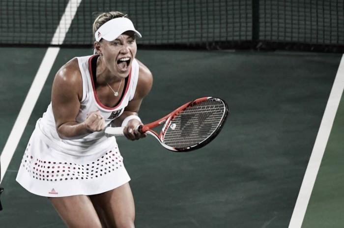 Angelique Kerber pode assumir primeira posição do ranking após WTA Premier de Cincinnati