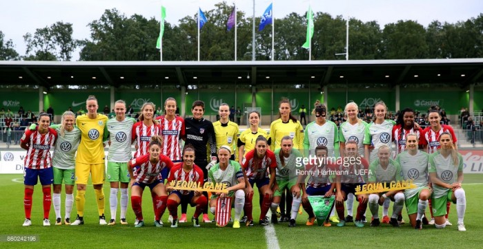 UEFA Women's Champions League round of 16 draw made