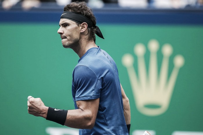 Roger Federer e Rafael Nadal disputam final de Xangai