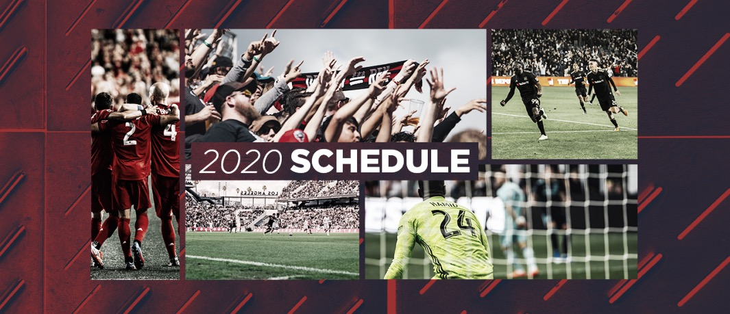 Anuncio calendario oficial MLS 2020