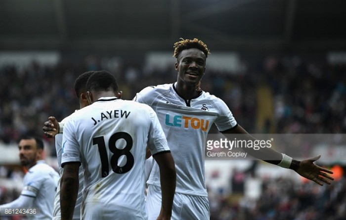 Tammy Abraham believes change of tactics was behind win over Huddersfield Town