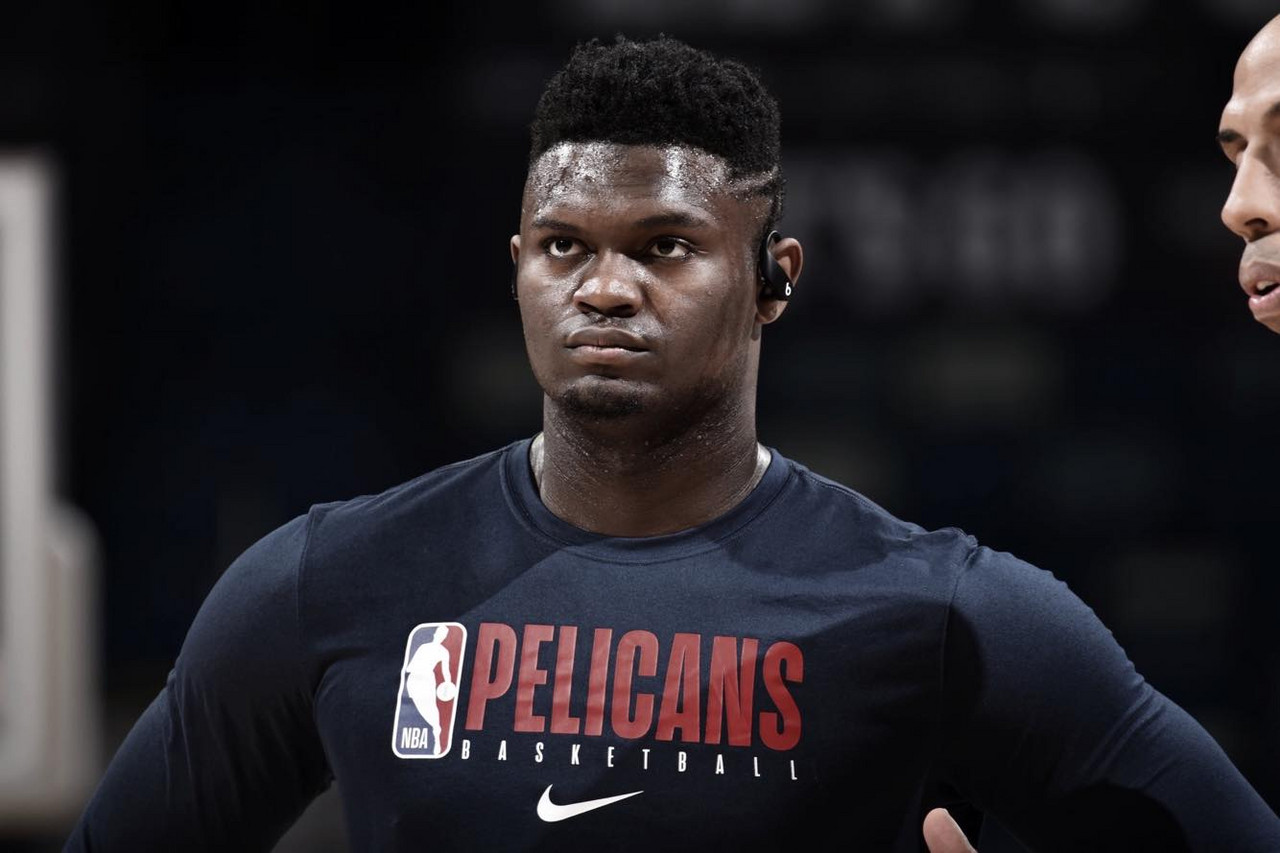 Zion and the Pelicans are on to something