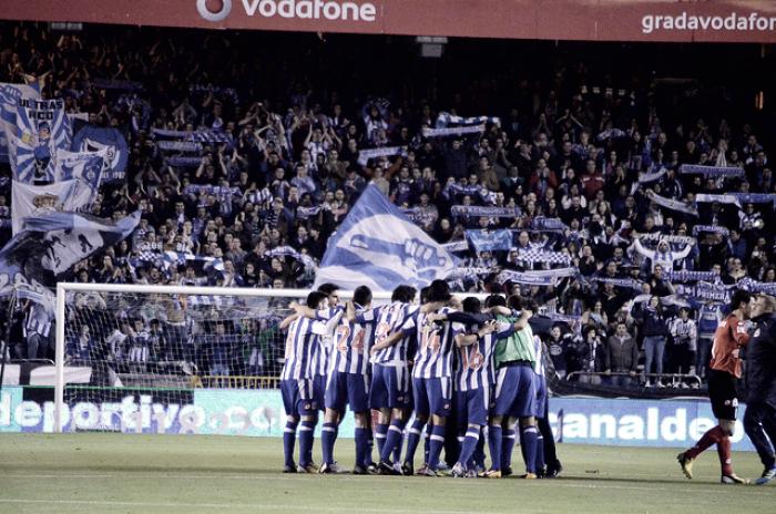 Real Zaragoza, próximo rival del Valladolid