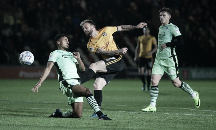 Jogador do Newport County deixa o clube às vésperas de duelo contra o Tottenham para se dedicar a carreira de tatuador