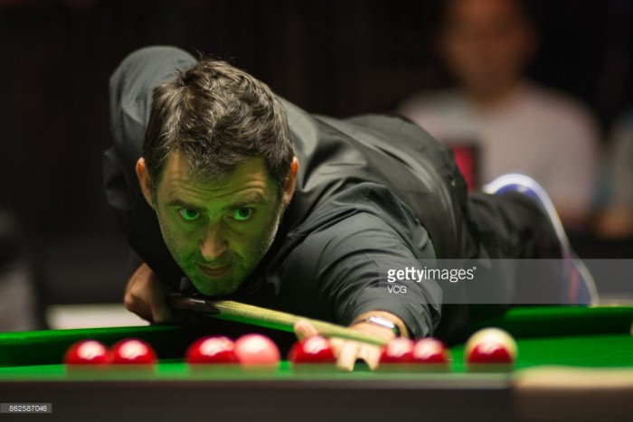 Ronnie O'Sullivan causes controversy as the English Open begins