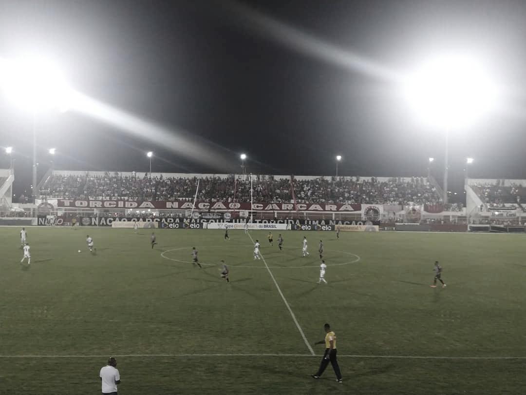 Botafogo-PB empata sem gols contra Atlético-BA e garante classificação na Copa do Brasil