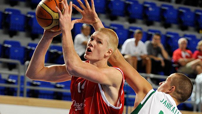 Rasmus Larsen llega a Manresa por 4 temporadas