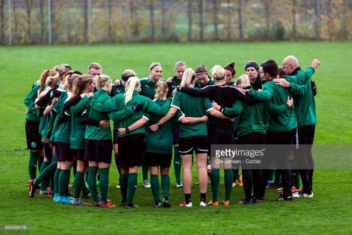 DBU and Spillerforeningen reach a new agreement for Denmark women's team