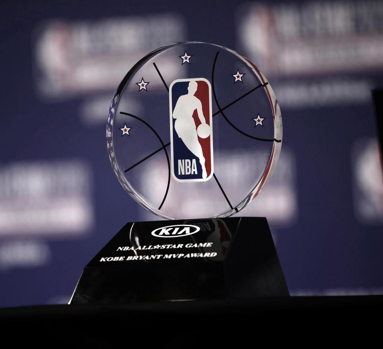 All-Star Game MVP Award named for Kobe Bryant