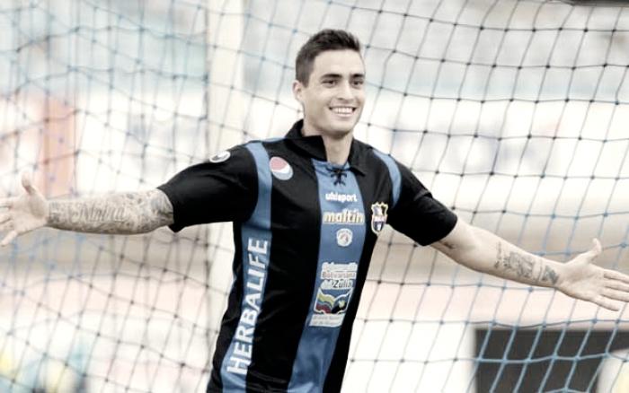 Arteaga vuelve al fútbol europeo