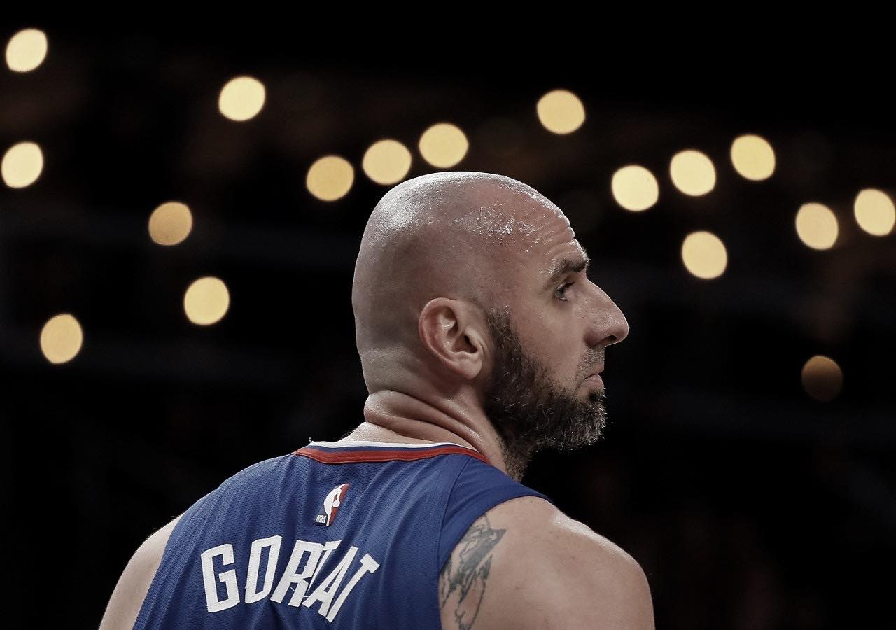 Marcin Gortat calls it a career