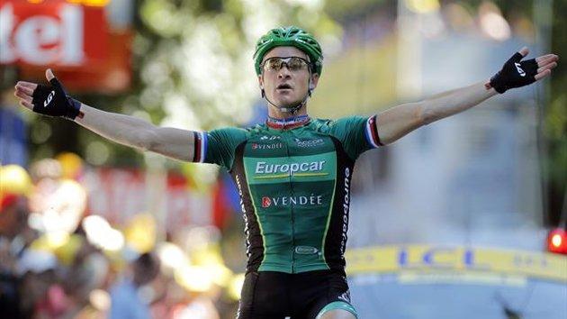 Voeckler se corona en la etapa reina del Tour