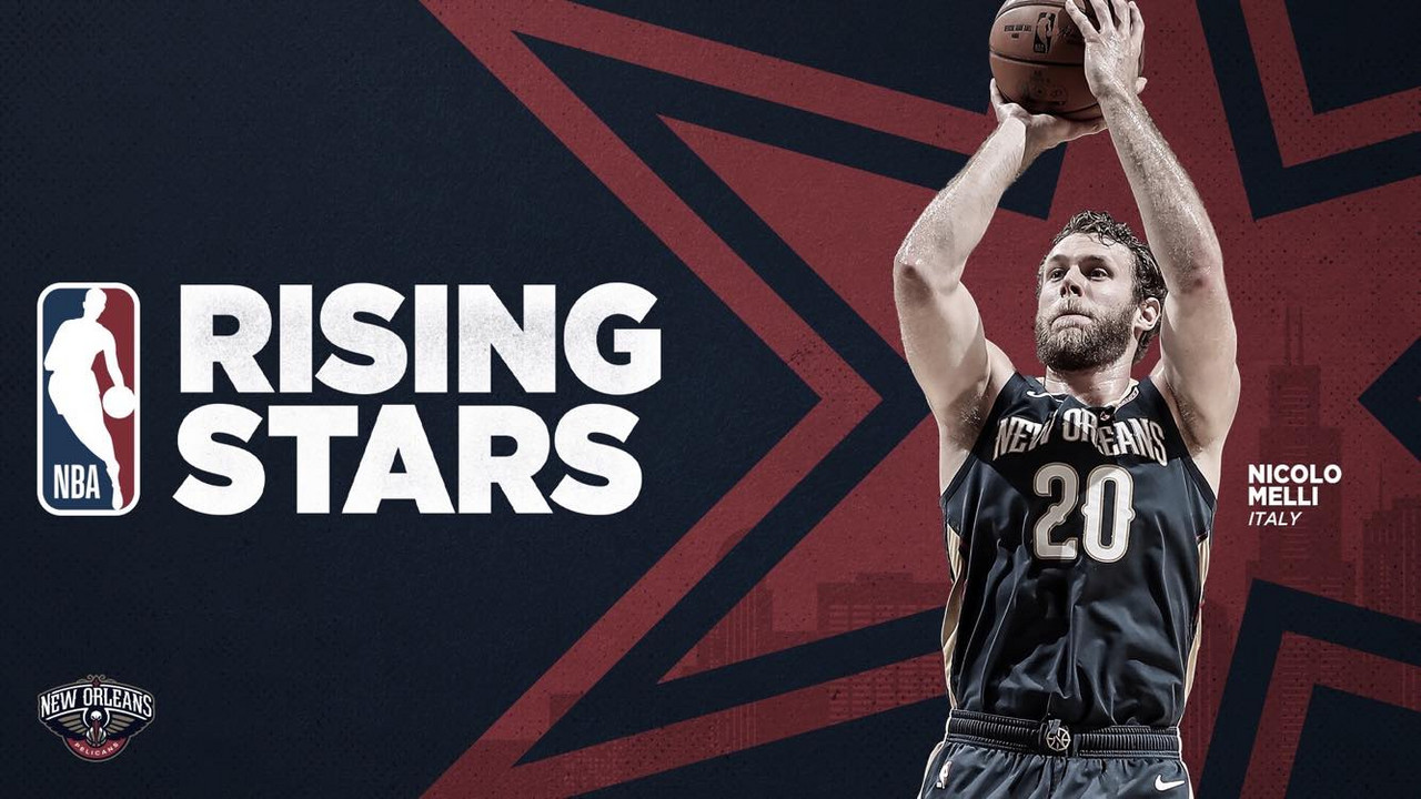 Melli replaces Ayton in Rising Stars Game