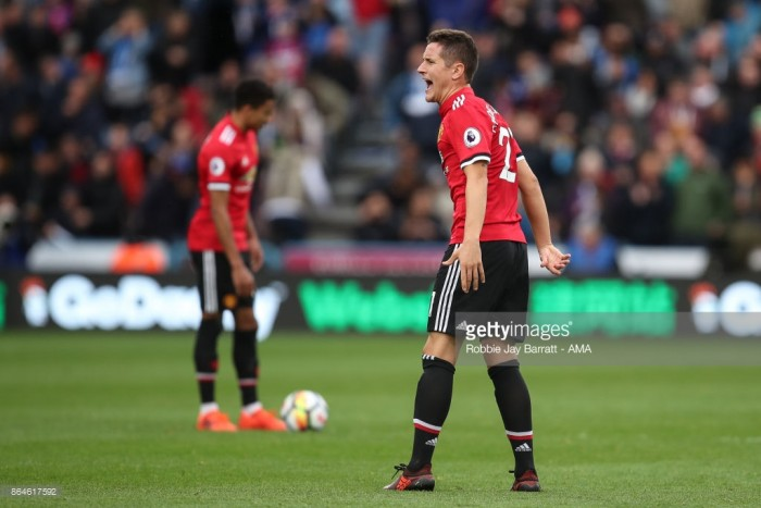 "Ander Herrera insists that he and José Mourinho have a ""fantastic relationship"" after Huddersfield disagreement"