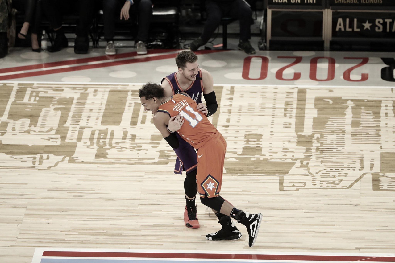 RECAP: NBA Rising Stars Game