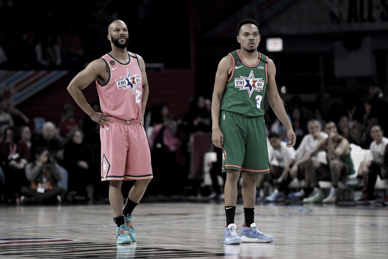 RECAP: NBA Celebrity Game