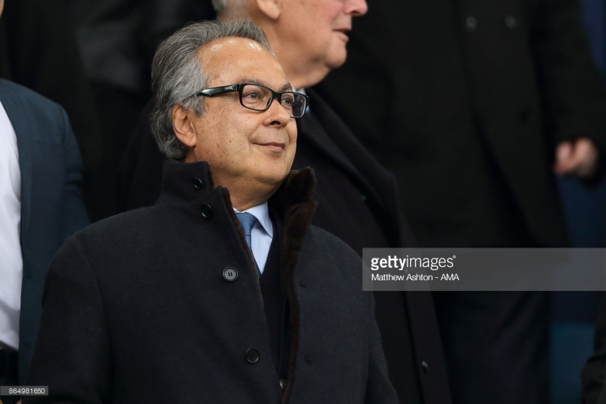 Farhad Moshiri's two years at Everton: change, raised expectations and a possible new stadium