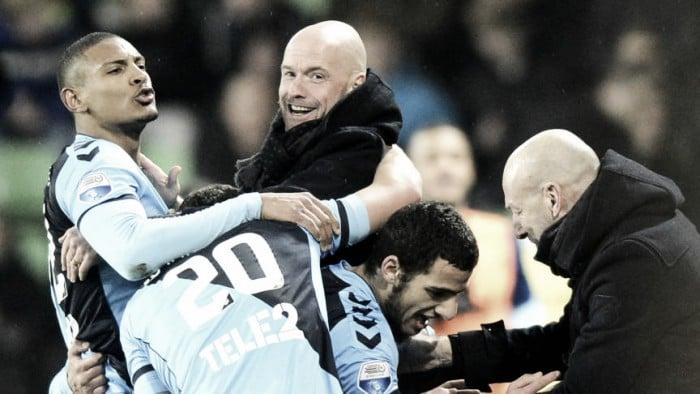 Épica remontada del Utrecht para vencer al Groningen