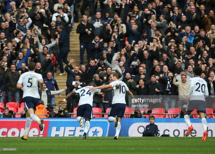 Analysis: Tottenham Hotspur end a fantastic week with an impressive win