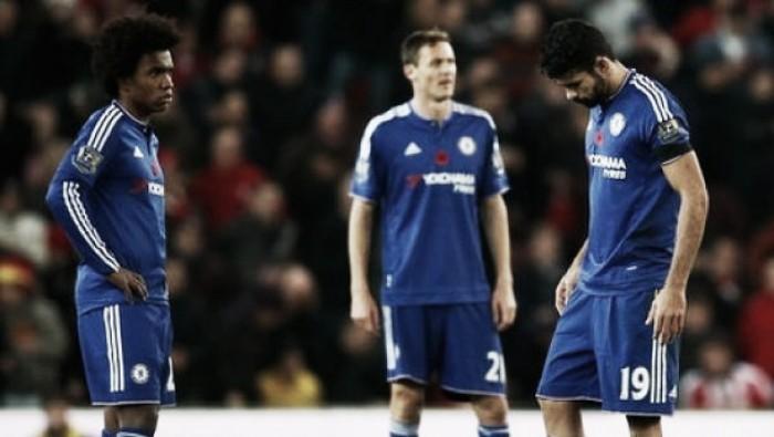 Chelsea 2015/16: bajada a los infiernos en la peor temporada en 20 años