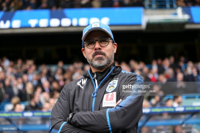 "David Wagner ""calm"" over departure of David Moss"