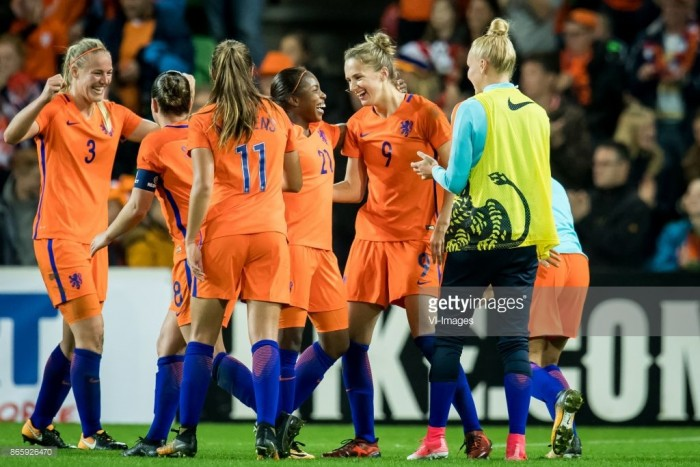 2019 Women's World Cup Qualification (UEFA) – Groups 1, 2 and 3 round-up