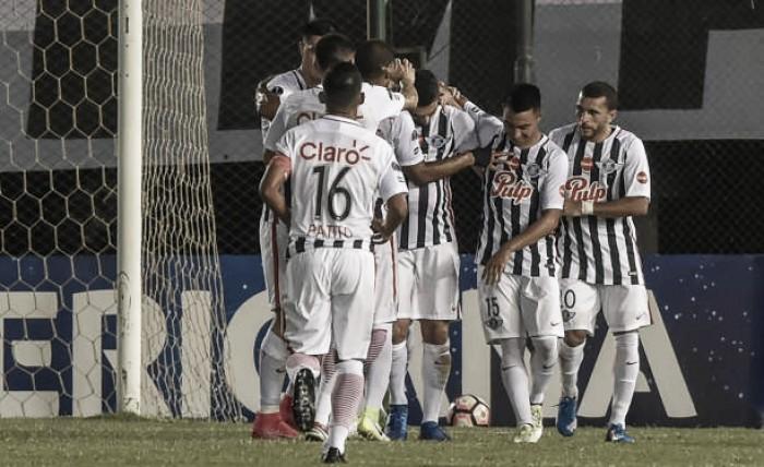 Em Assunção, Libertad recebe Indepediente pela ida das semifinais da Sul-Americana