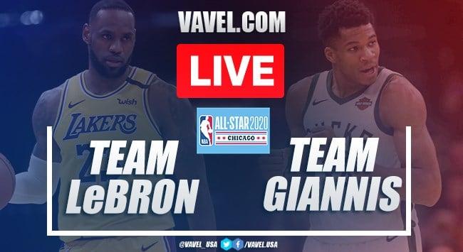 Full Highlights: Team LeBron 157-155 Team Giannis in 2020 NBA All-Star Game