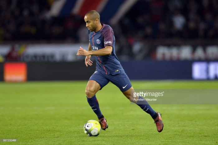 Manchester United reportedly show interest in Lucas Moura but yet to make a solid offer