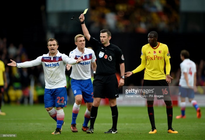 Stoke City fined for Vicarage Road scrap