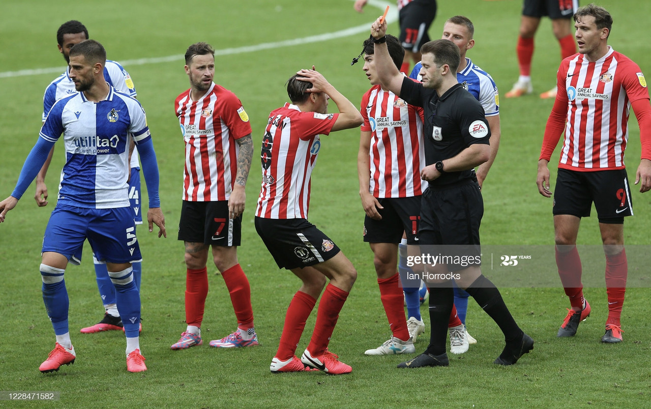 Sunderland 1-1 Bristol Rovers: Bad day at the office for Black Cats