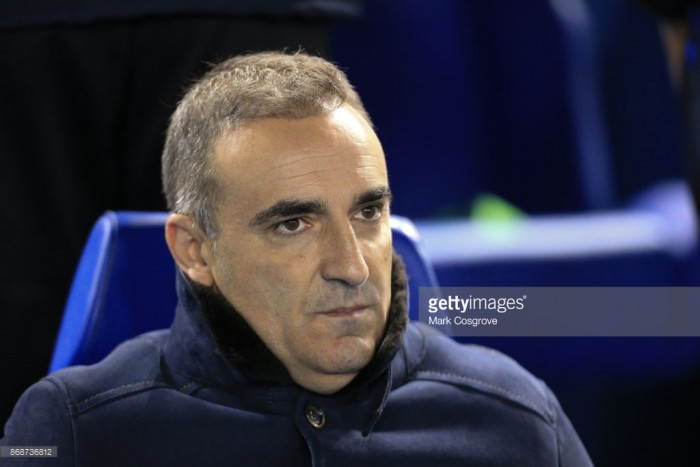 """Carlos Carvalhal """"proud"""" of his side despite defeat to Wolverhampton Wanderers"""