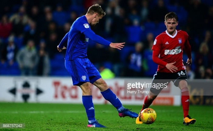 Cardiff City vs Brentford Team News: Bees unchanged as Ward leads the line for Bluebirds