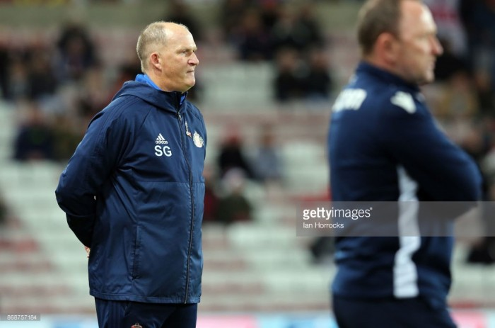 """Simon Grayson wants return of """"first-class football"""" for Sunderland after departure"""
