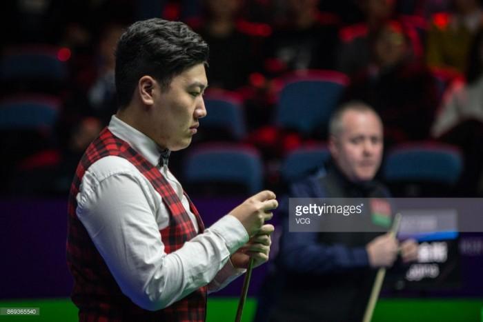 Teenage sensation Yan Bingtao reaches the final four of the International Championship