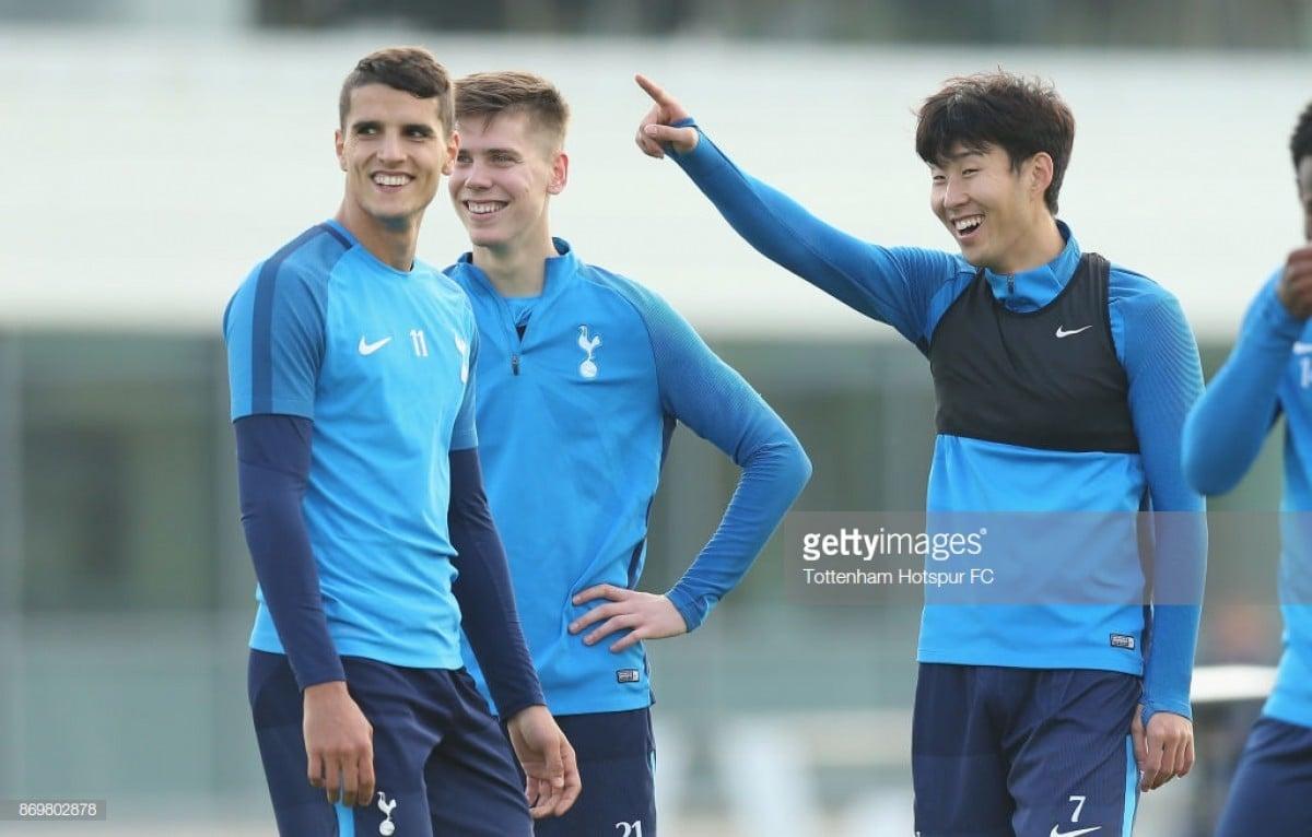 Spurs tie Erik Lamela and Heung-Min Son down to new deals