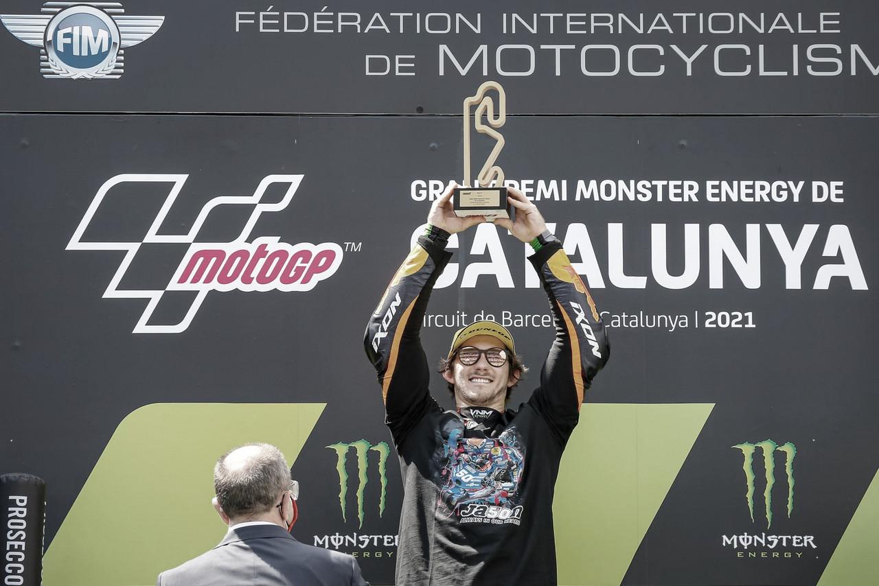 Remy Gardner, piloto de la semana Vavel
