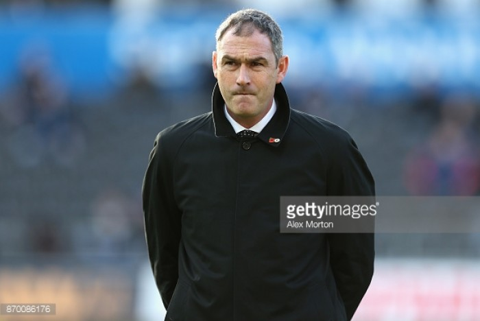 Paul Clement admits Swansea City were not good enough against Brighton