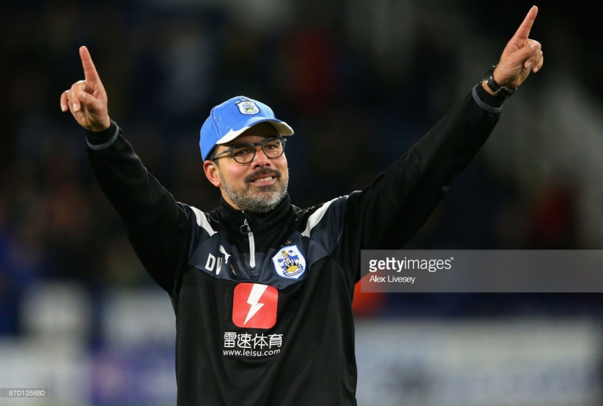 David Wagner admits Terriers are still not a 'proper Premier League club' in wake of crucial win