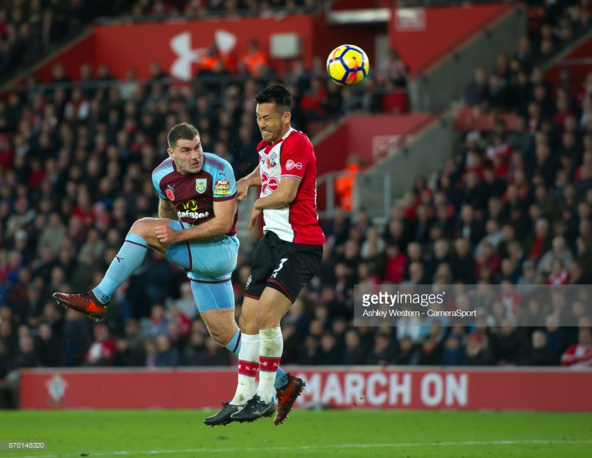 Burnley boss Sean Dyche: Southampton goal hard to take