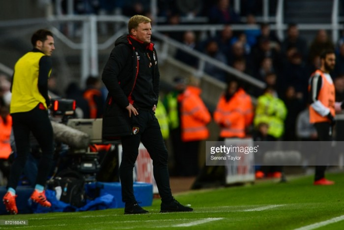 "Eddie Howe hopeful that Newcastle victory can be a ""key turning point"" in Bournemouth's season"