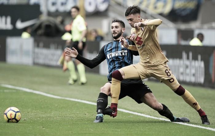 Ítalo-brasileiro Éder marca e evita derrota da Inter em casa contra Torino