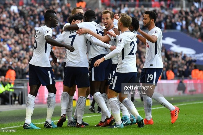 Analysis: Tottenham forced to grind out win against unfortunate Eagles