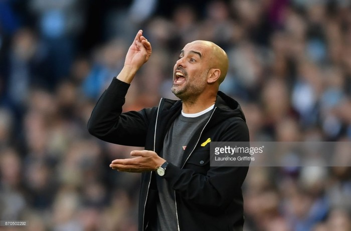Pep Guardiola set to open talks with Manchester City over new contract