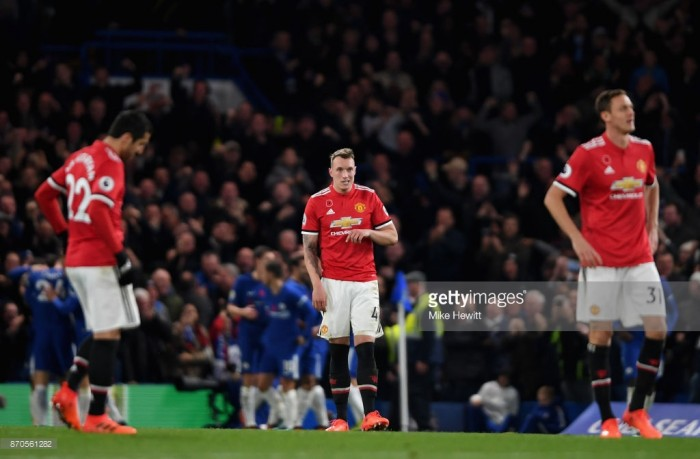 Chelsea 1-0 Manchester United: Lessons learned as Mourinho struggles away to a top team again
