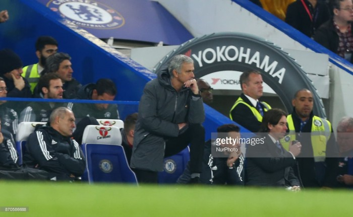 Lampard tells Man Utd fans: Don't blame Mourinho - blame players
