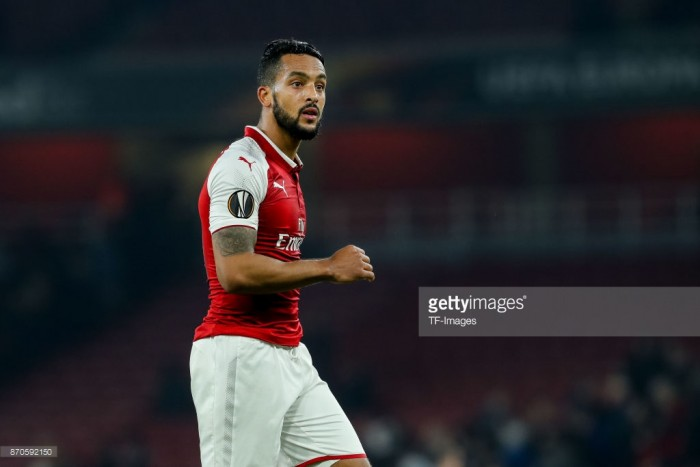 Everton reportedly enquire about Theo Walcott
