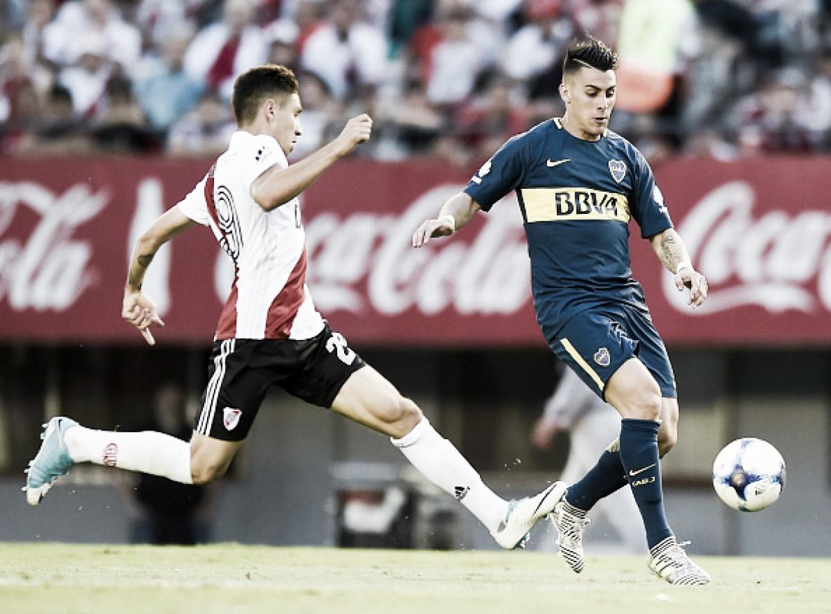 Boca Juniors e River Plate duelam em Mendoza pelo título da Supercopa Argentina