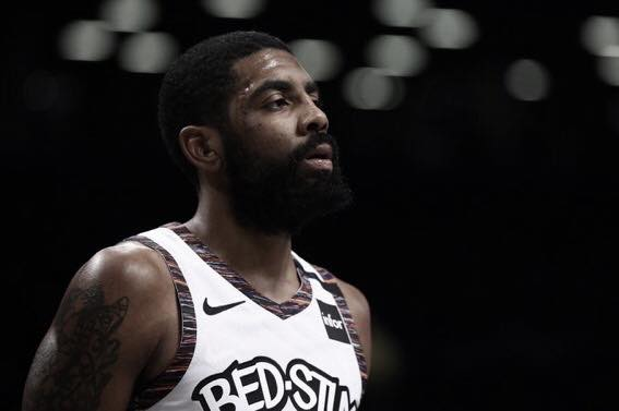 Brooklyn Nets loses a key National Basketball Association  player Kyrie Irving