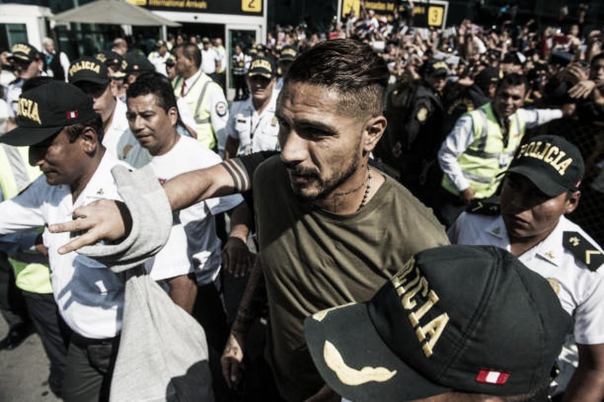 Rivais do Peru na primeira fase pedem liberação de Guerrero para Copa do Mundo